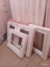 Окна для дачи, бани, дома из дерева продаём и делаем на заказ