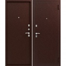Дверь металлическая S-3-3