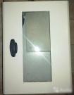 Шкаф Schneider Electric прозрачной дверью nsys3d43