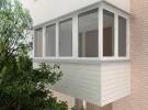 балконы лоджии пластиковые окна