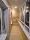 Остекление балконов лоджий установка окон ПВХ