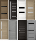 Межкомнатные двери Trend Doors с покрытием EcoTex