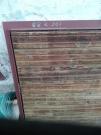продам металическую дверь  с коробкой бу метал 3мм