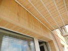 Услуги плотника. Обшивка балконов, лоджий внутри, утепление