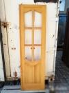 Двери массив сосна под остекление