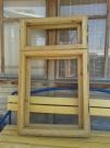 Деревянное окно ОРС 15-9 (1500hх900)