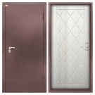Входная металлическая дверь Сибирячка (термодверь)