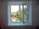 Пластиковые окна, двери, балконы, французское окно, установка