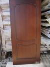 Двери массив сосна 2000*900 крашенные цвет венге