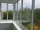 Алюминиевый балкон  (кв)