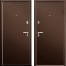 Входная металлическая дверь ПРАКТИК металл-металл 2066-980