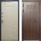 Коттеджные морозостойкие входные двери валберг сенатор с