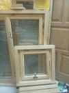 Окна деревянные для дач,домов,и бань,продажа,заказ.