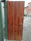 Металлическая сейф дверь, металл 2 мм.
