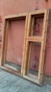 Оконный блок деревянный 1460Х1320 мм