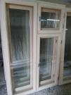 Окна деревянные и жалюзи есть и изготовим