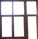 Окна и двери балконные из натуральной древесины поворотно-откидные