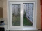 """Двухстворчатое окно в панельный дом """"под ключ""""  (шт)"""