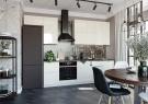 Модульная кухня Валерия-М белый глянец