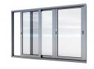 Раздвижные алюминиевые окна распашные окна из алюминия окна в размер