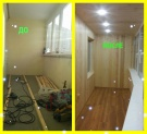 Конструкции любой сложности (окна, балконы, двери, перегородки).