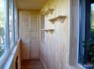 Остекление балкона. Лоджии. Обшивка