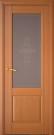 Межкомнатная шпонированная дверь со стеклом. Берлин2 шт