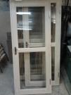 Деревянная дверь производство стеклопакет  м2