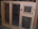 Деревянное двойное окно производство по госту для дачи и квартиры