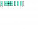 Закругленный балкон 1500х5750