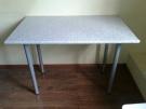 Обеденные столы, стулья новые