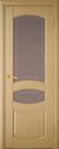 Межкомнатная шпонированная дверь со стеклом. Верона шт