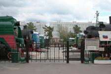 Музей железнодорожной техники им. Н. А. Акулинина