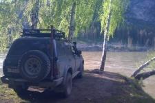 Алтай. Автотур на джипе в медовый месяц