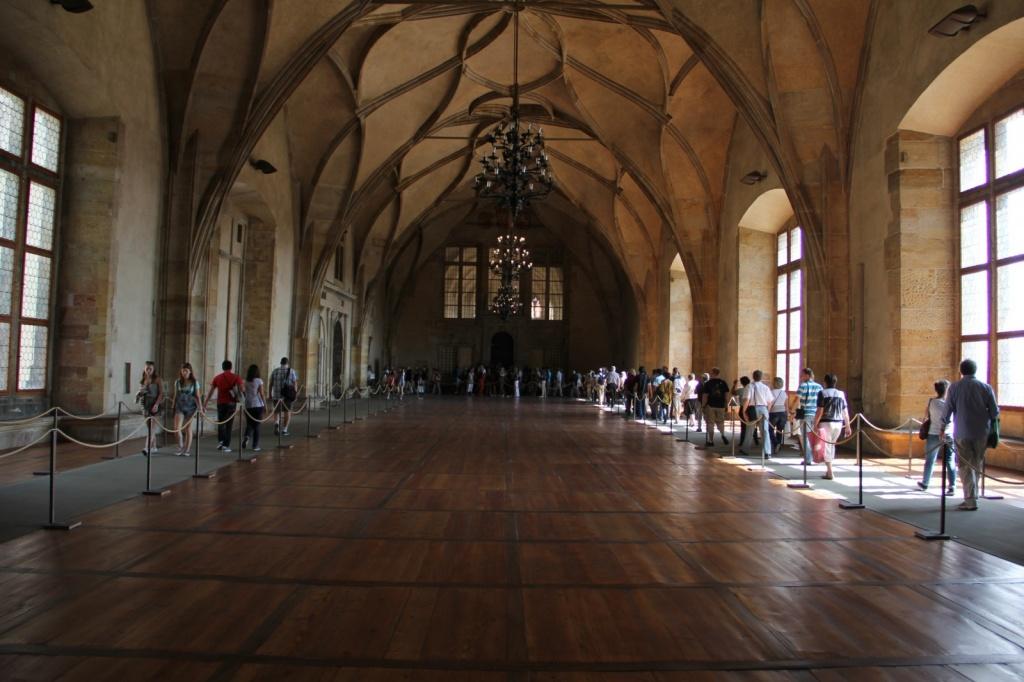 Владиславский зал. Автор: Tewkes (760K). Фото:  www.flickr.com