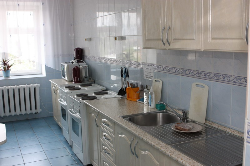 Кухня. Фото: www.tomintech.ru