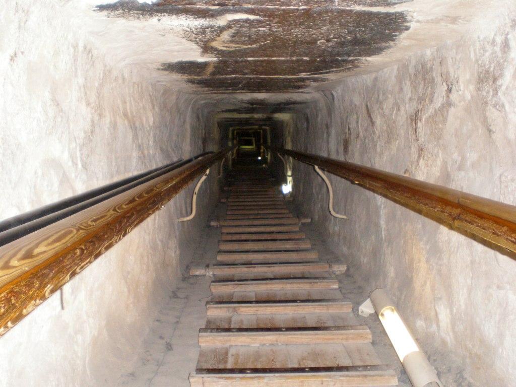 Коридор пирамиды. Автор: bandarji. Фото:  www.flickr.com