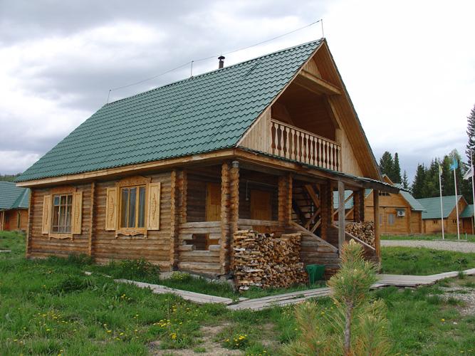 Малая «охотничья» столовая. Фото: klimovka.kz
