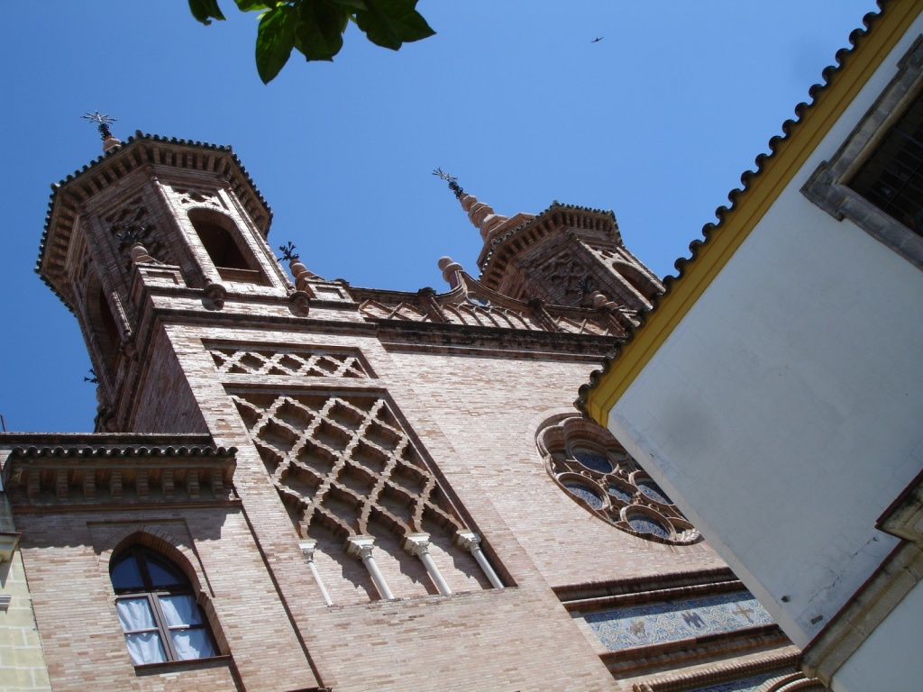 Монастырь Репарадорас. Автор: El Pantera. Фото:   wikimedia.org