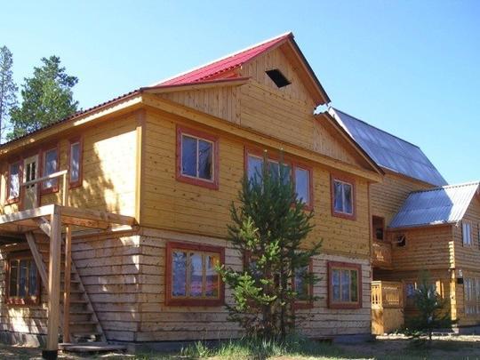 Двухэтажный корпус   www.baykaltur.ru
