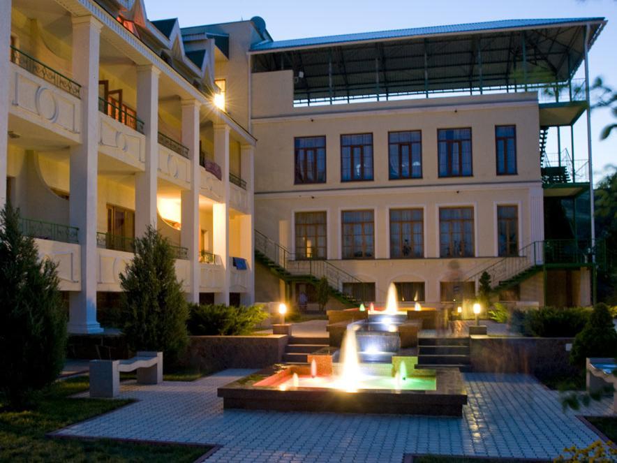 Пансионат «Виктория». Фото: www.hotel-victoria.com.ua