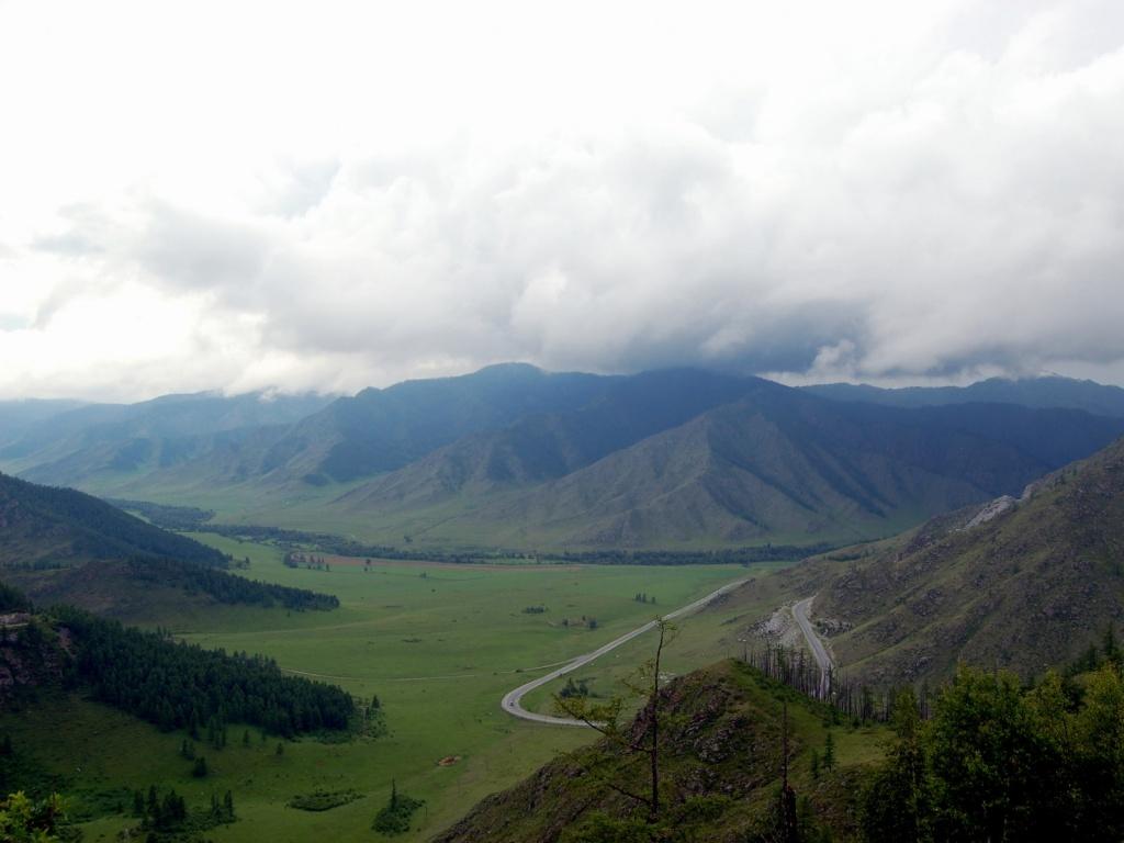 Онгудайский район. Фото: Колосовой Н.