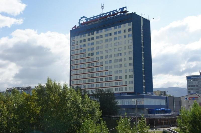 Гостиница «Турист». Фото: amaks-hotels.ru
