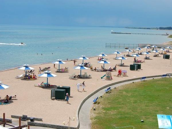 Пляж. Фото: www.karven.kg