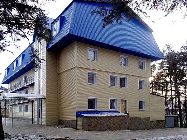 Четвертый спальный корпус. Фото www.uvildy.ru