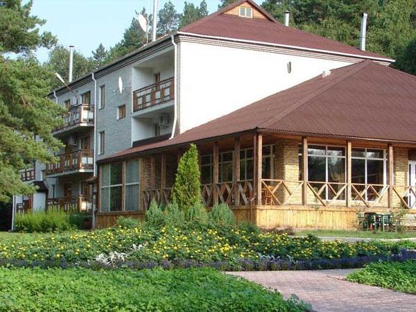 Гостиничный комплекс. Фото: www.hotelbor.ru