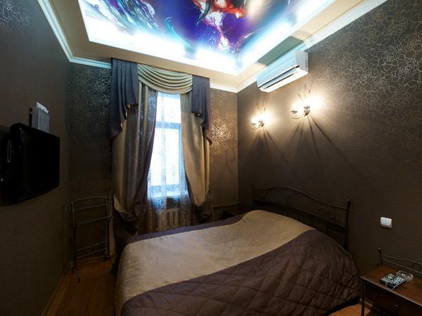 Номер «Водяная кровать». Фото: орк-стрекоза.рф
