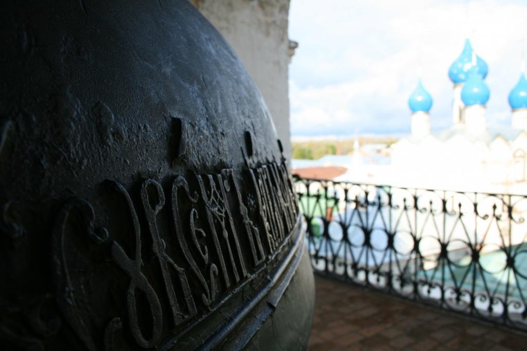 Звонница в Кремле Ростова Великого. Фото:  «Тонкости туризма»