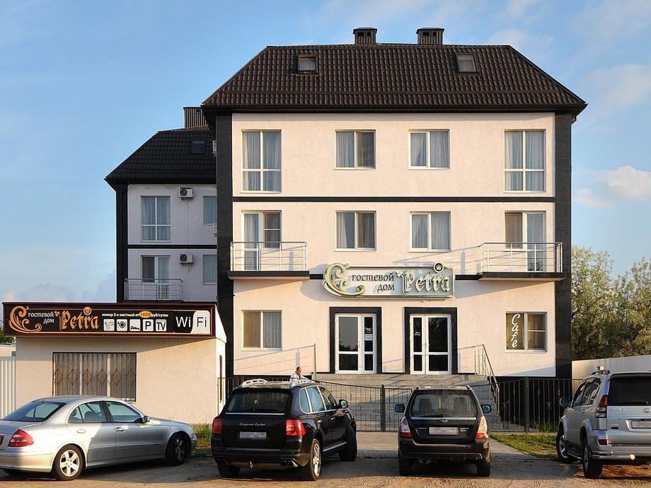Отель «Петра Отель». Фото: www.onix-hotels.ru