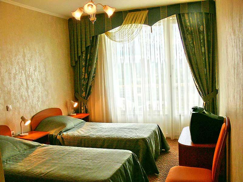 Двухместный номер второй категории. Фото: www.frigate-s.ru